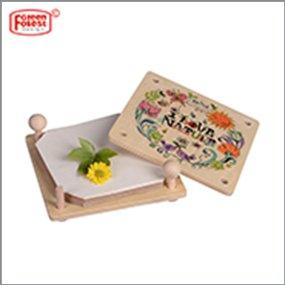Wooden flower press kit machine