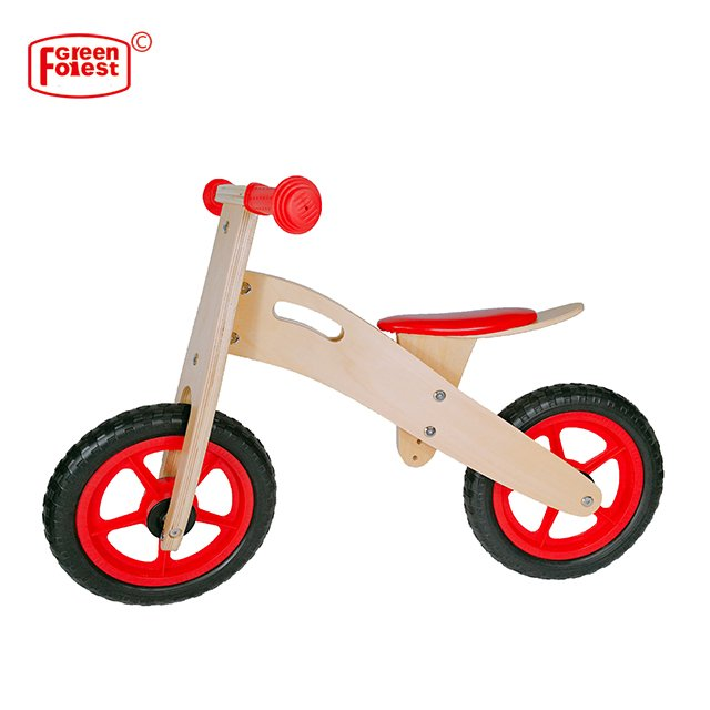 "Wooden Balance Bicycle ""Surfer"" High Quality Best Gift for Kids With Balance Kids Bike Bicicleta Bisiklet Bicicleta de madera"